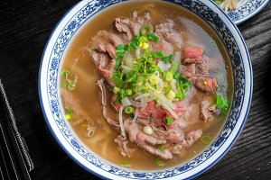 Vietnamese Soup