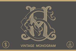 GH Monogram HG Monogram