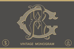GR Monogram RG Monogram