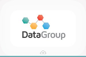 Data Group Logo Template