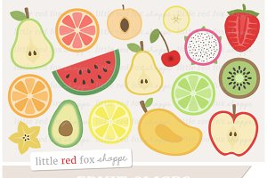 Fruit Slice Clipart