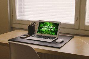 MacBook Display Mock-up #2
