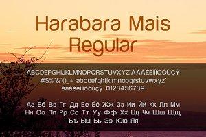 Harabara Mais Regular
