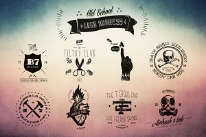 Old School Logo Madness
