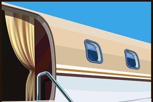 Private Aviation Mini Set