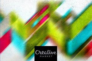Background Grafitti Color