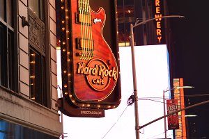 Hard Rock Cafe - New York