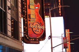 Hard Rock Cafe - New York