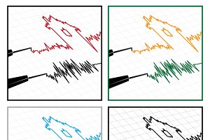 Seismic Activity and Seismograms