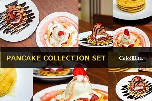 Pancake Collection Set Vol.01