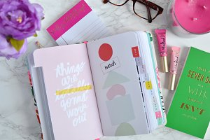 Planner/Agenda Stationery Stock