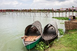 Boats in Bangladesh