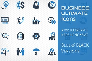 Business Ultimate Icons