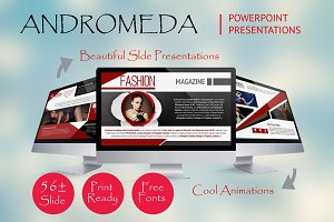 ANDROMEDA Magazine Presentations