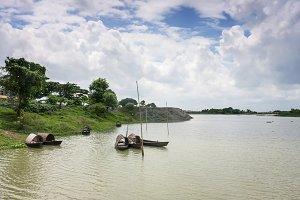 Boats in Bangladesh