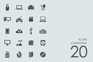 Computing icons