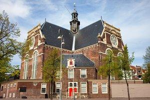 North Church in Amsterdam