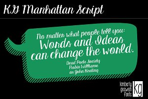 KG Manhattan Script