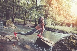 Nature Outdoors Fitness