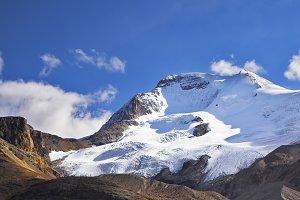 Majestic mountain landscape
