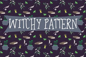Witchy Pattern