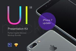 UI Presentation Kit, Device Mockups