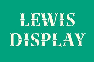Lewis Display