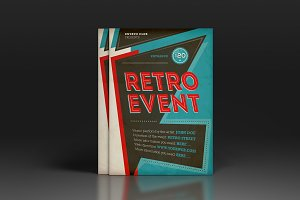 Retro Flyer / Poster 2