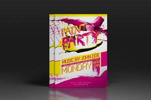 Paint Party Flyer / Poster