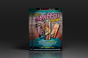 Graffiti Flyer