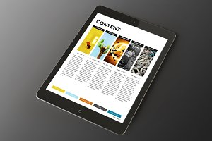 Tablet Design Magazine