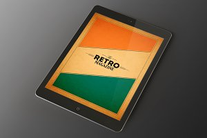 Tablet Retro Magazine
