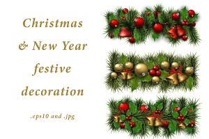Christmas & New Year decoration