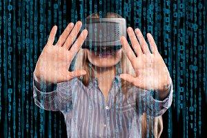 the virtual reality