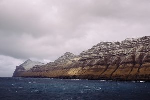 Coastline of the Faroe Islands