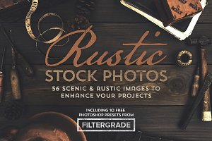 Rustic Images + FilterGrade Bonus