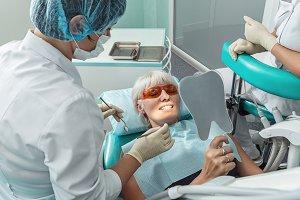 Dental clinic.