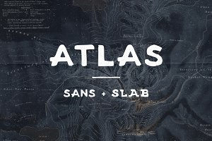 Atlas - Sans and Slab