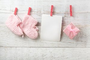 Decorations for newborn girl