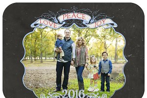 Christmas Photo Card Selection #115