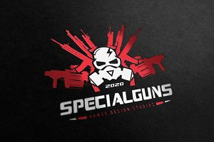 Special Guns Logo