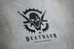 Death Gun Logo