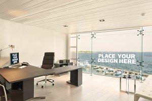 Office Indoor/Outdoor Mock-up #5