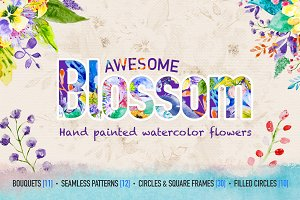 Awesome Blossom | Floral Kit
