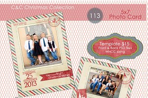 Christmas Photo Card Selection #113