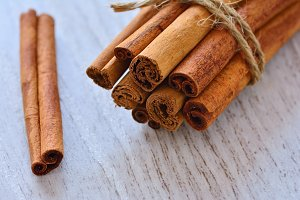 Cinnamon.