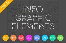 Infographic Elements Vol.14