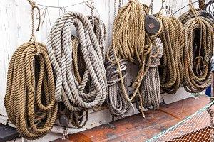 Strong Sailing Ropes