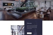 Architekt - WP Business Theme by  in Business
