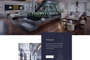 Architekt - WP Business Theme
